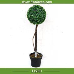 Artificial Single Topiary Ball Tree