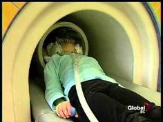 Child life specialists at BC Children's Hospital help prepare children with practice MRI sessions to help alleviate the need for sedation during imaging procedures. ▶ Global BC News Story - MRI Simulation - YouTube