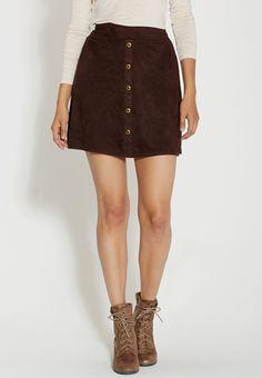 ultra soft skirt wit