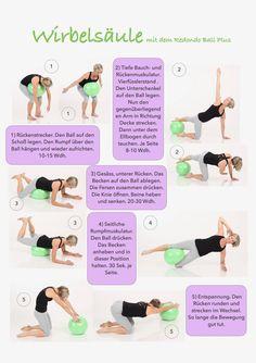 Wirbelsäulen Gymnastik