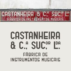 Castanheira & Cª Fábrica de Instrumentos Musicais. Oporto
