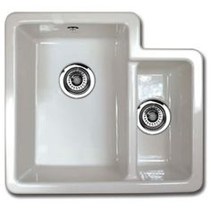 Buy Shaws Classic Brindle Bowl White Belfast Ceramic Kitchen Sink from Taps UK, UK's specialist kitchen sinks and taps supplier. Ceramic Kitchen Sinks, White Kitchen Sink, Kitchen Mixer, Kitchen Worktop, Country Kitchen, Belfast, Shaws Sinks, Biscuit Color