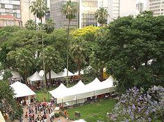 Feira do Livro - Praça da Alfandega