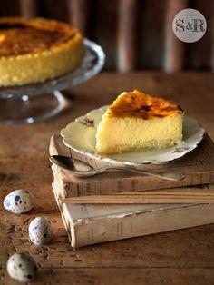 Torta di riso dolce, new on my blog!  www.salviarosmarino.com