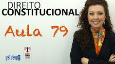 Aula 79 - Direito Constitucional - Poder Judiciário na Constituição Fede...