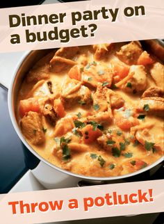 Murgh Shahi Korma: A creamy chicken curry with a distinctive nutty taste. Lamb Recipes, Spicy Recipes, Curry Recipes, Indian Food Recipes, Cooking Recipes, Healthy Recipes, Indian Foods, Eat Healthy, Healthy Meals
