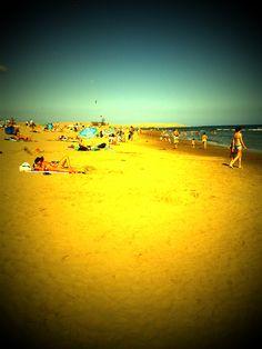 Tarde de playa...