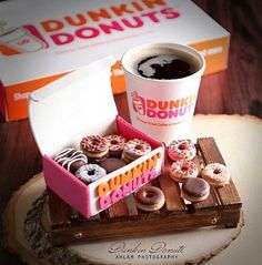 Dunkin' Donuts in #PigeonForge