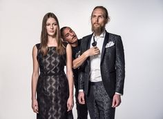 Brian Dales #Italian Style FW2015/16 Collection  #man #woman #clothes.