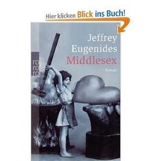 Middlesex. Jeffrey Eugenides