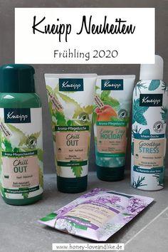 Kneipp Neuheiten Frühling 2020 Stress, Coconut Water, Drinks, Beauty, Hemp, Shower, News, Pretty Pictures, Water