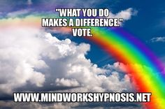 """""""Act as if what you do makes a difference. It does."""" -- William James #vote #American #civic #ballot Williams James, Release Stress, Hypnotherapy, Personal Development, Clinic, Acting, It Works, Success, Weight Loss"""