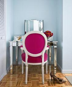 meuble coiffeuse de design moderne