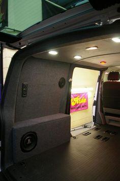 40 Popular Volkswagen Interior Ideas To Inspire You Volkswagen Interior, Volkswagen Caddy, Vw T5 Campervan, Vw T4, Hiace Camper, Vw Camper, Vw T5 Caravelle, Vw Transporter Van, Caddy Van