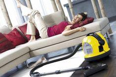 Как навести чистоту в доме без дорогостоящих средств для уборки
