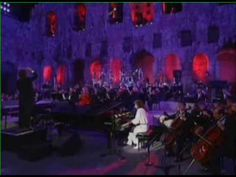 Yanni - One Man´s Dream - This music speaks to my soul! Let it soothe yours. I remember the first time I heard this. I was in a hotel in Philadelphia and it was Yanni live at the Acropolis on television. It evokes such a feeling. Mmmmm. Enjoy!