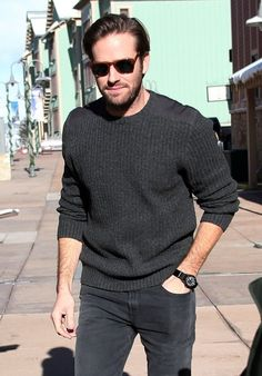 Armie Hammer out and about at the Sundance Film Festival