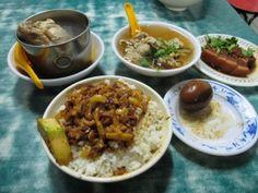 金峰魯肉飯(ジンフォンルゥロゥファン) 台北/地元料理 - TravelBook(トラベルブック)
