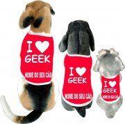 Cãomisetas+-+I+Love+Geek+:+Cãomisetas+-+I+Love+Geek http://www.bompracachorro.com/p-1…/Caomisetas---I-Love-Geek-+ +camisetasdahora