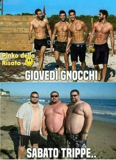 Ok che sono ingrassati, ma ne manca uno. Italian Memes, Wise Men Say, Happy Photos, Funny Times, Adult Humor, Funny Posts, Personal Trainer, Laughter, Nostalgia