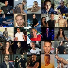 #Paul Walker #FAST AND FURIOUS