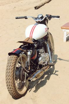 The Royal Enfield Bullet is the longest running production motorcycle in the world, the first Bullet was fired up in 1931 and the evolved Bullet design Enfield Bike, Enfield Motorcycle, Cafe Racer Motorcycle, Women Motorcycle, Motorcycle Quotes, Motorcycle Helmets, Futuristic Motorcycle, Cafe Racer Helmet, Cafe Racer Girl