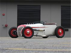 nice track style roadster
