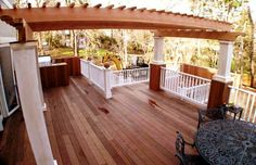 Deck Design and Planning