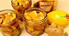 A Mixture of Garlic, Honey, and Apple Cider Vinegar for Many Health Benefits Honey Apple Cider Vinegar, Apple Cider Vinegar Benefits, Kefir, Ginger Lemonade, Super Rapido, Natural Antibiotics, Influenza, Cucumber, Peanut Butter