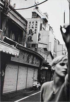 Vogue IT - Tokyo, Luglio 1996 - Nadja Auermann