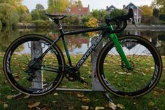 Check Out Kaitie Antonneau's Cannondale SuperX Cyclocross Bike