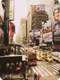 NY; city life!