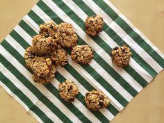Müslikekse mit Nüssen und Cranberries- Rezept auf Gib mir vier