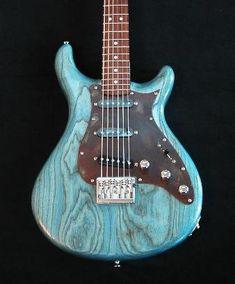 Delaney Guitars Jagata double cutaway