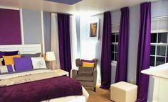 A 2018 év színe az Ultra Violet - vagyis az égszínkék lila - Agria Textil Design Jimi Hendrix, Ultra Violet, Pantone, Serenity, Curtains, Home Decor, Luxury, Homemade Home Decor, Interior Design