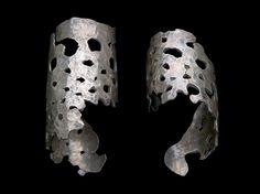 Michele Oka Doner - Cuffs, sterling silver