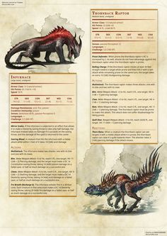 You seemed to like my monsters last time, so here is my completed Arctic Monster Expansion: 20 stat blocks. Dungeons And Dragons 5e, Dnd Dragons, Dungeons And Dragons Homebrew, Creature Concept Art, Creature Design, Dnd Stats, Dragon Rpg, Dnd 5e Homebrew, Dnd Monsters