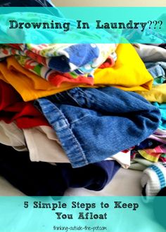 5 Simple Laundry Tip
