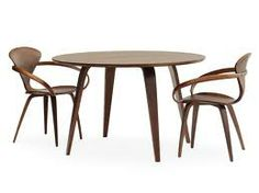 plywood walnut dining table - Google Search