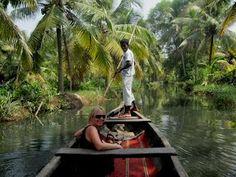 Munroe Island Kollam Ashtamudi Lake Kerala India , Canoe backwater Tours Through the Backwaters and canals of Munroe Island. Duck Farming, Kerala Backwaters, Kerala Tourism, Kerala India, Best Model, Canoe, Safari, Boat, Tours