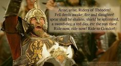 Theoden of Rohan