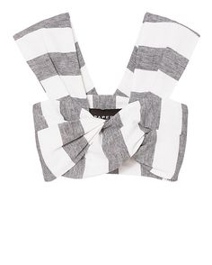 Shop the Paper London Striped Twist Crop Top & other designer styles at IntermixOnline.com. Free shipping +$150.