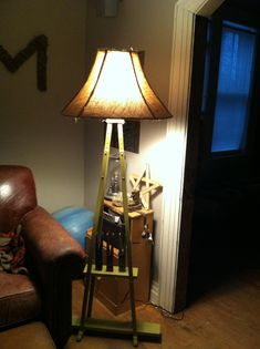 1000 Images About Repurposed Crutchrs On Pinterest Crutches Tripod Lamp And Tripod