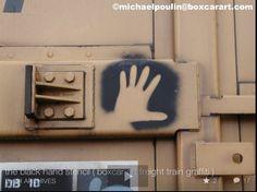 Hand Stencil Hobo Signs, Stencils, Graffiti, Templates, Stenciling, Graffiti Artwork, Painting Stencils, Sketches, Street Art Graffiti
