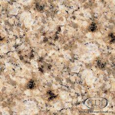 Giallo Itabella Granite  (Kitchen-Design-Ideas.org)