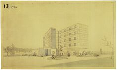 Le Corbusier. Envisioning Architecture (MoMA, New York, 2002) 1932: 75 | RNDRD
