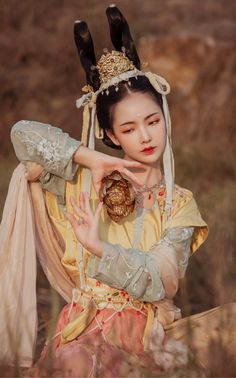 Hanfu, Victorian, Cosplay, Asian, Cats, Dresses, Vestidos, Gatos, Dress