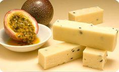 Passionfruit Fudge. Add kief to the yogurt to make the #MMJ way
