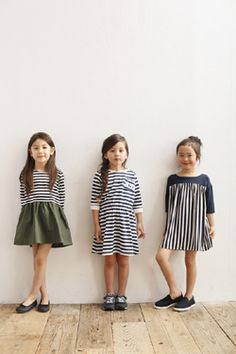 Great children's line from Tokyo called Arch & Line.