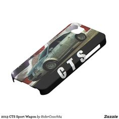 2013 CTS Sport Wagon iPhone SE/5/5s Case